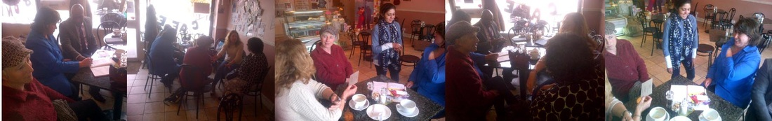Waltham Forest Women in Business at Cafe Bonito, Wood Streete E17